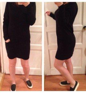 Платье свитер 42-44