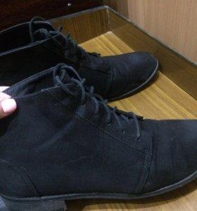 Ботинки, полуботинки H&M