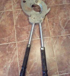 Ножницы для резки кабеля (нуски)