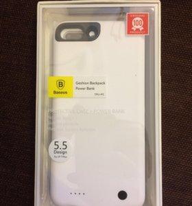 Чехол-зарядка для iPhone 7Plus