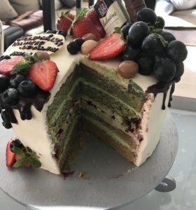 Изготавливаю десерты любой сложности
