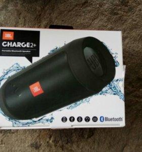 Колонка JBL charge2+