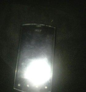 Телефон на ондроиде 2.2.2 acer E310