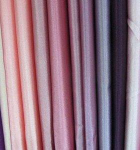 Ткань креп-сатин и габардин
