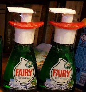Пена для мытья посуды FAIRY 375 мл.