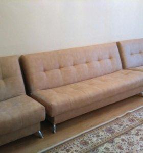 Ремонт и замена наполнителя дивана