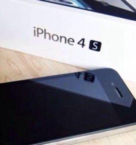 🔵 iPhone 4s 16GB Black