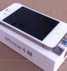 🔵 iPhone 4s 16GB White