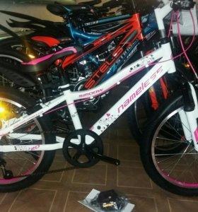 Велосипед новый.
