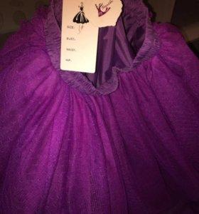 Новая юбка размер S/M