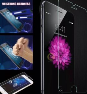 Защитные стекла на iPhone 6-6s
