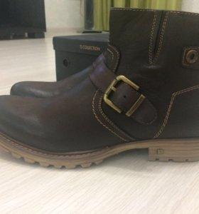 Новые зимние ботинки Tj collection