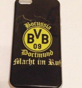Чехол на iPhone 5 BVB
