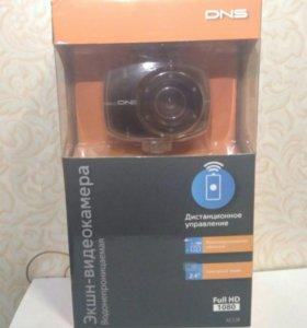Экшен камера DNS AC528