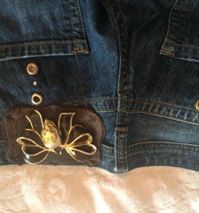 Оригинальные джинсы Philipp Plein