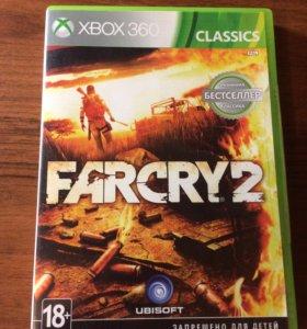 Игра на xbox 360 farcry 2