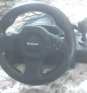 Руль и педали для компьютера