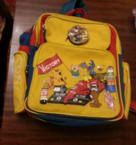 Ранец рюкзак школьный Victory