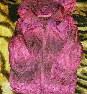 Куртка детская