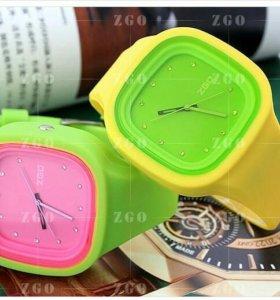 Новые часы zgo watch