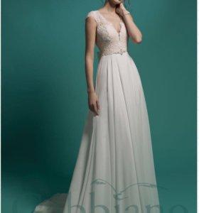 Свадебное платье Gabbiano, Bohemia, модель Баркли