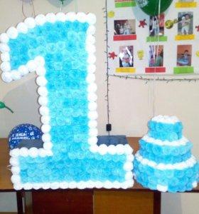 Цыфра и тортик