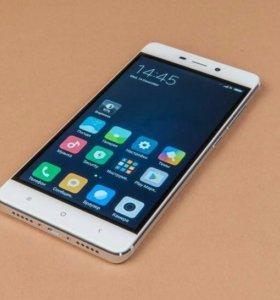 Xiaomi redmi4 silver новый