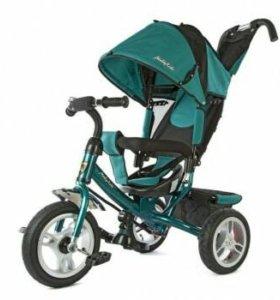 Новые велосипеды с надувными колесами MOBY KIDS