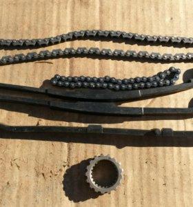 Stels Vortex 150 ГРМ