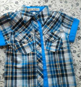 Рубашка на 1 год