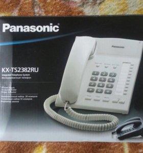 Домашний телефон Panasonic KX-TS2382RU