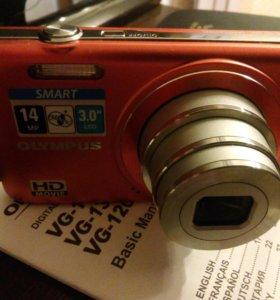 Цифровой фотоаппарат Olympus VG-130/D-710
