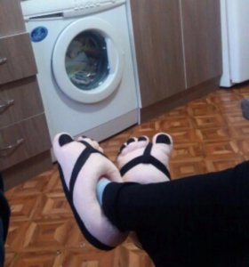 Тапочки женская обувь