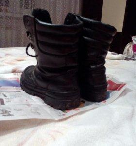Армейский ботинки
