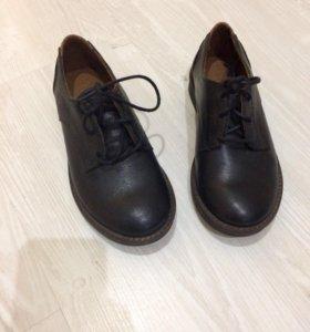 Новые ботинки для мальчика ZARA