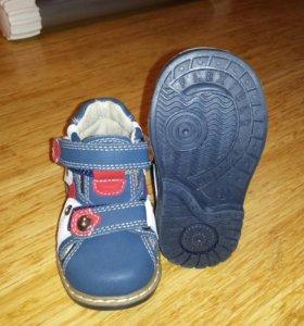 Туфли летние для ребёнка