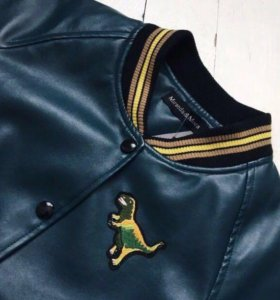 Новый бомбер-куртка