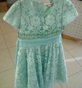 платье для 6-7 лет