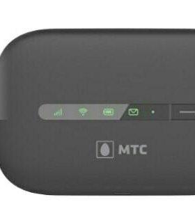 """Модем Комплект """"МТС Коннект"""": 3G Wi-Fi роутер 21,6"""