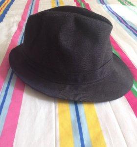 Шляпа 🎩 чёрная