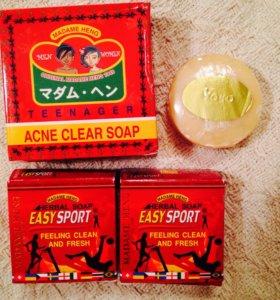 Тайское мыло для проблемной кожи