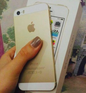 iPhone 📱 5s gold