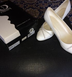Свадебные туфли размер 40