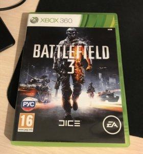 Battlefield 3 лицензия для Xbox 360