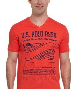 Новая футболка US Polo Assn