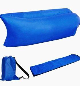 Быстро-надувной лежак