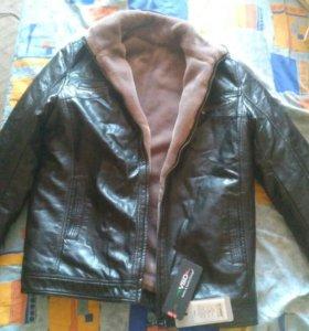 Новая не ношеная. Зимняя куртка