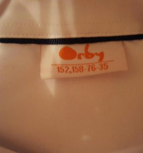 2 рубашки Orby 152-158