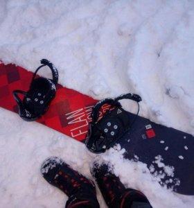 Сноуборд Elan Snowbord