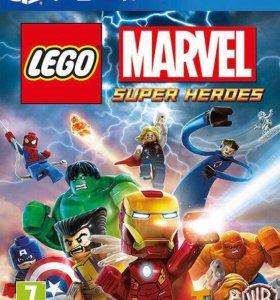 PS4 - LEGO: Marvel super heroes